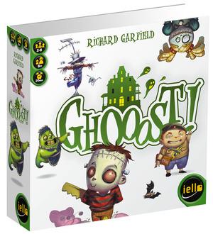 Joc de carti Ghooost