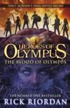 Heroes of Olympus, Book 5: Blood of Olympus