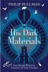 His Dark Materials Trilogy (3 books in 1: Northern Lights + Subtle Knife + Amber Spyglass)