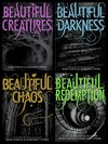 Beautiful Creatures Complete Series Set (Beautiful Creatures, Beautiful Darkness, Beautiful Chaos, Beautiful Redemption)