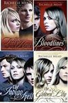 Bloodlines Complete Series Set (Bloodlines, The Golden Lily, The Indigo Spell, Fiery Heart)