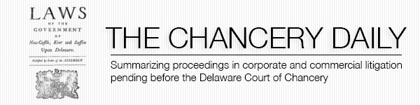 The Chancery Daily