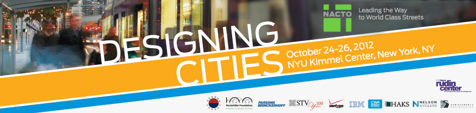 Designing Cities Banner