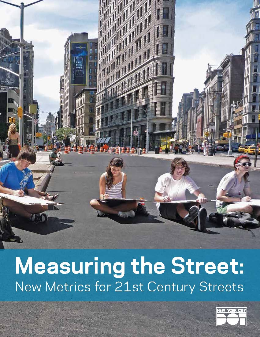 Measuring the Street Report