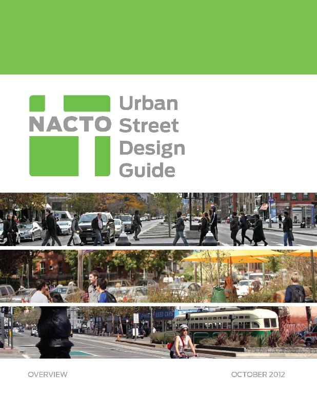 NACTO Urban Street Design Guide