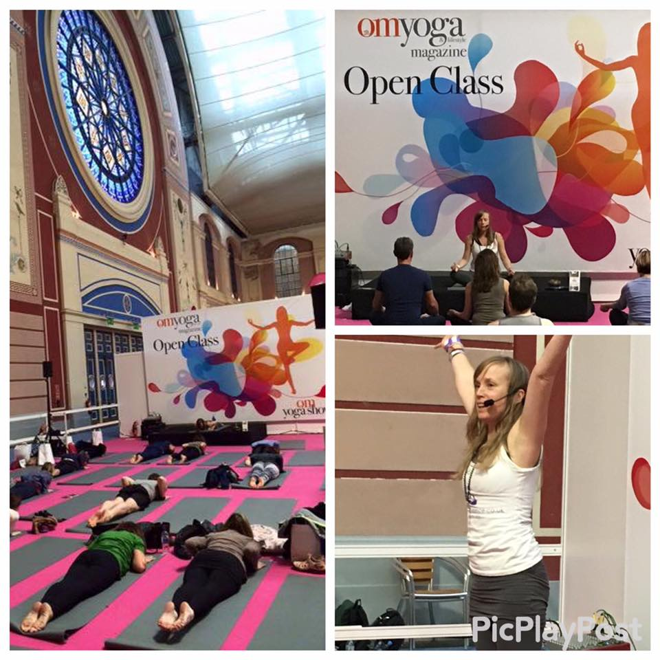 2015 Yoga Show