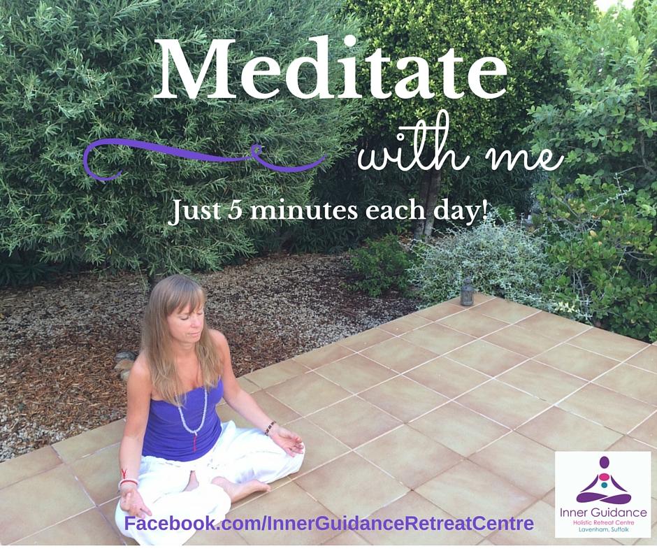The December Meditation Challenge