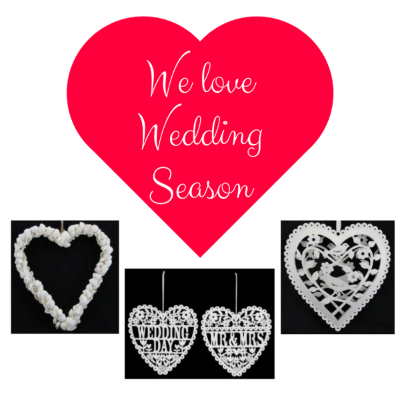 Romantic Wedding presents