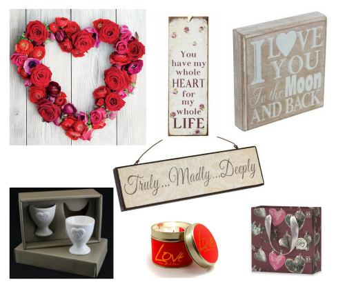 Valentines Shabby Chic Gift Shop Discount Cheap