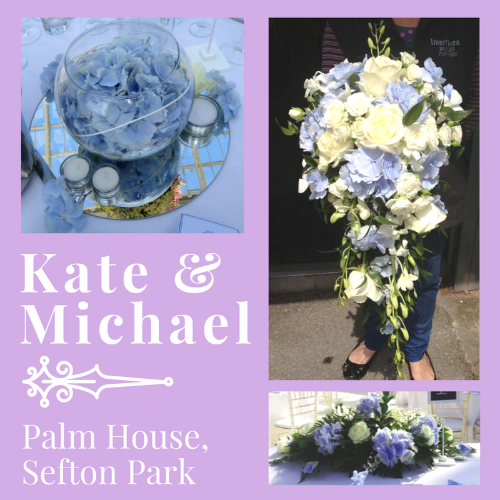 Kate & Michael wedding at Palm House, Sefton Park