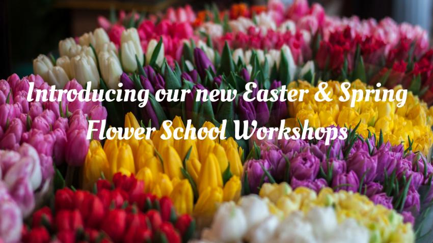 Liverpool Flower School Workshops