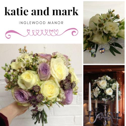 Katie and Mark wedding at Inglewood Manor