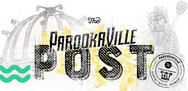 PAROOKAVILLE: 2021 has been cancelled 1