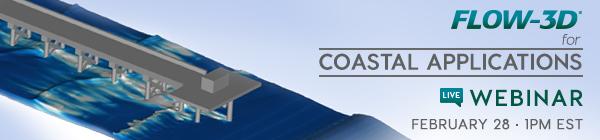Coastal Applications Webinar