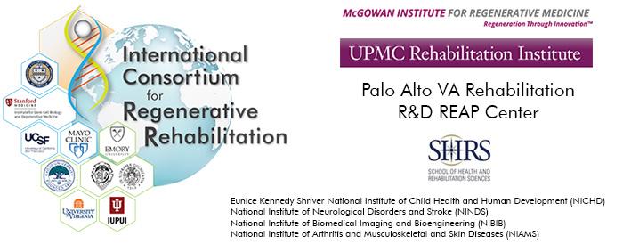 International Consortium for Regenerative Rehabiliation