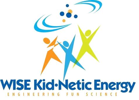 WISE Kid-Netic Energy Logo