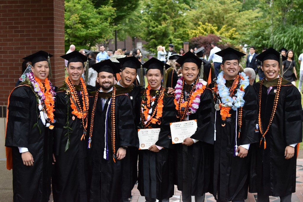 OSU College of Pharmacy Class of 2018 Graduation