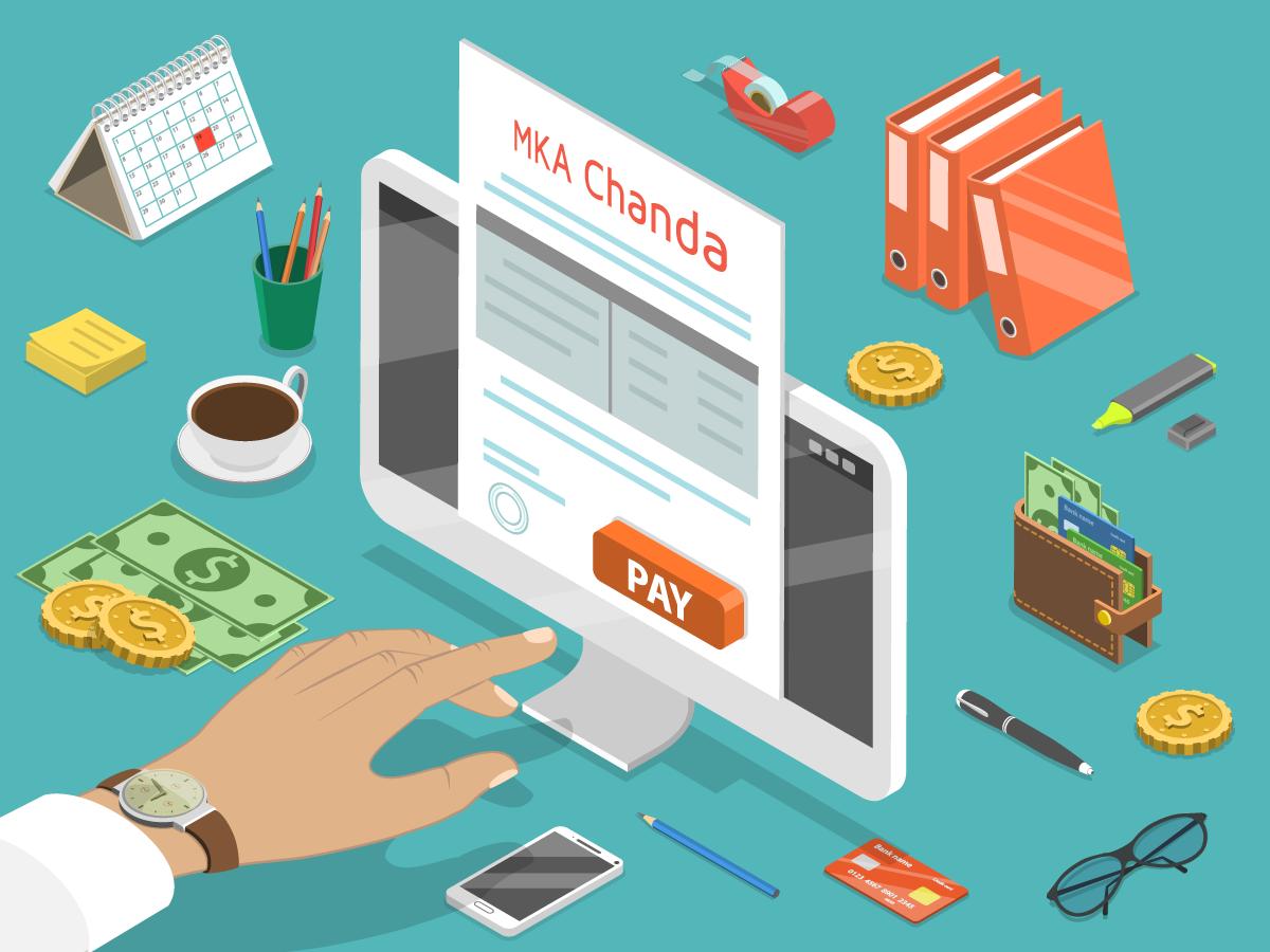 Chanda Payment Portal