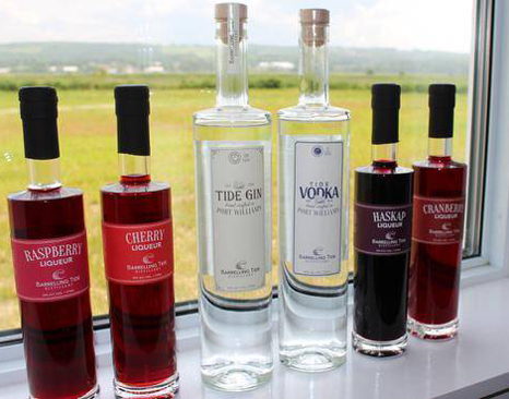 Barrelling Tide distills essence of Annapolis Valley with local fruit liqueurs