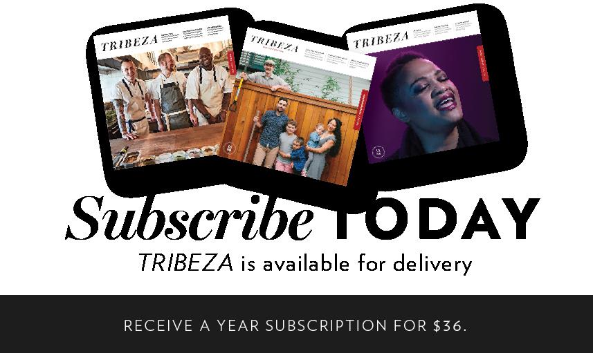 Tribeza Subscribe