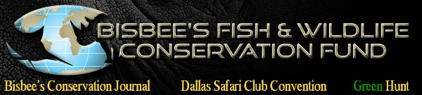 Dallas Safari Club Announcement