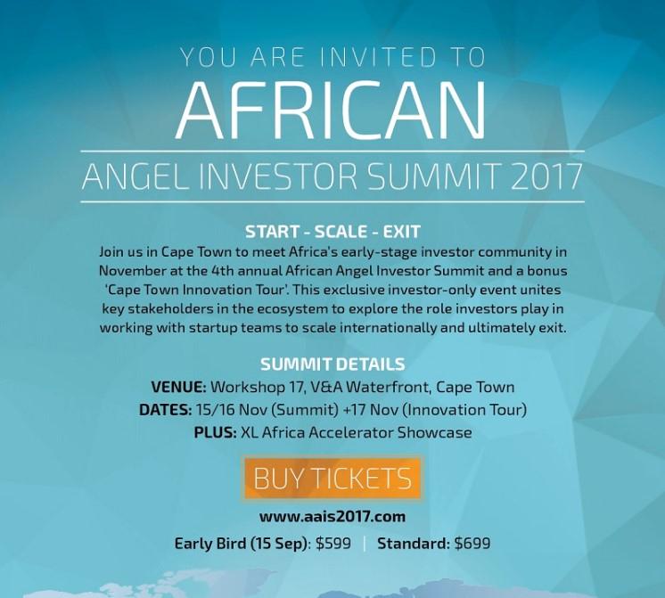 Afircan Angel Investor Summit 2017