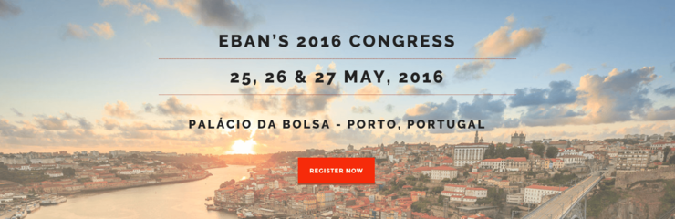 EBAN 2016 Congress. Scale Up For Europe