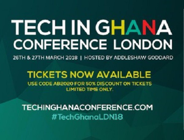 Tech in Ghana Conference, London