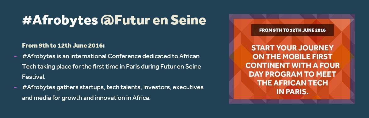 #Afrobytes @Futur en Seine