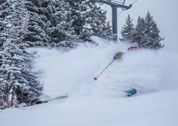 New Utah Snow