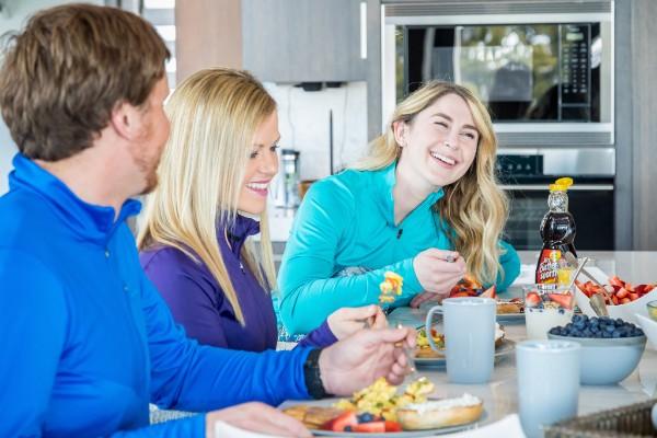 ski season nutrition