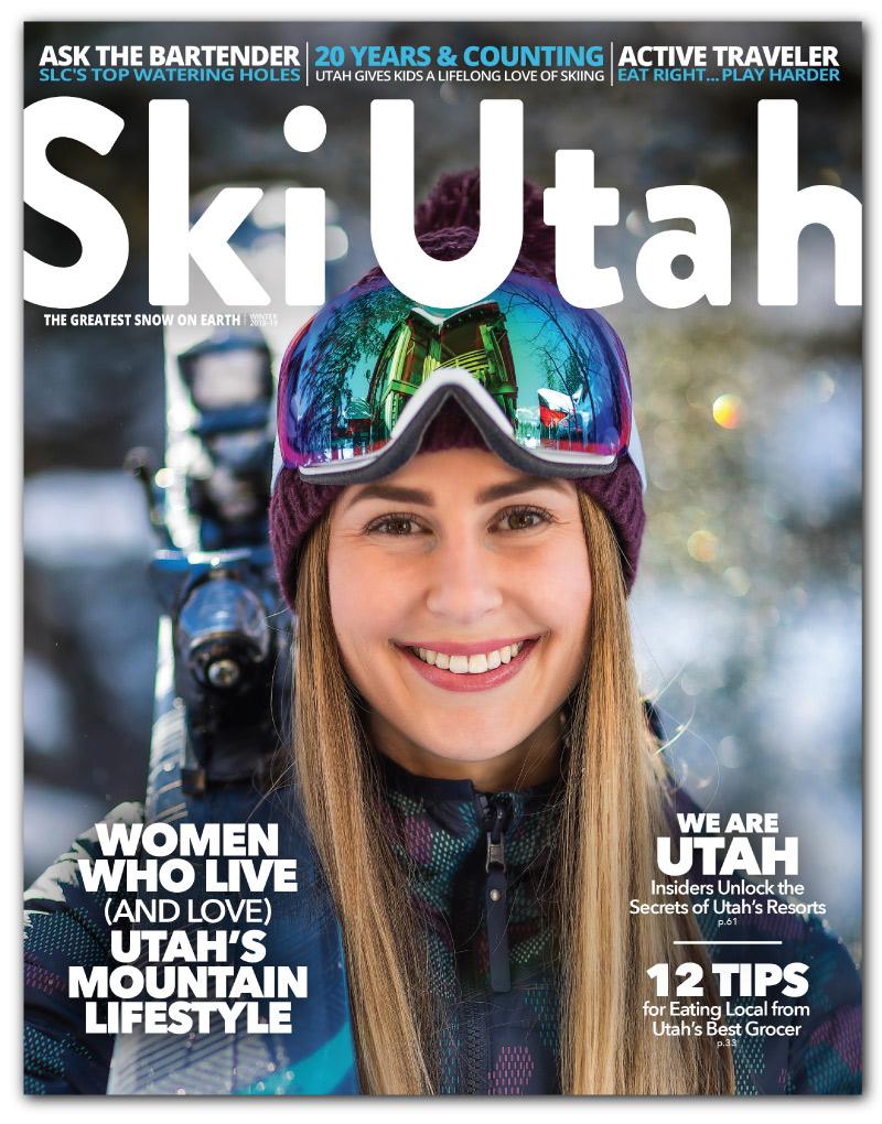 Ski Utah Magazine