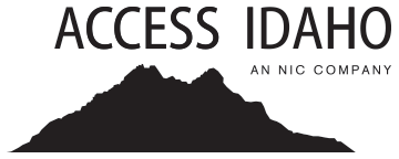 Access Idaho Logo