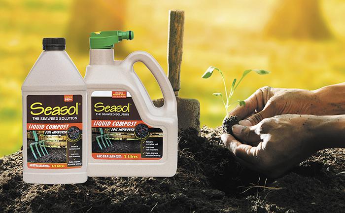 Seasol lquid compost