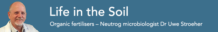 Life in the soil – Neutrog