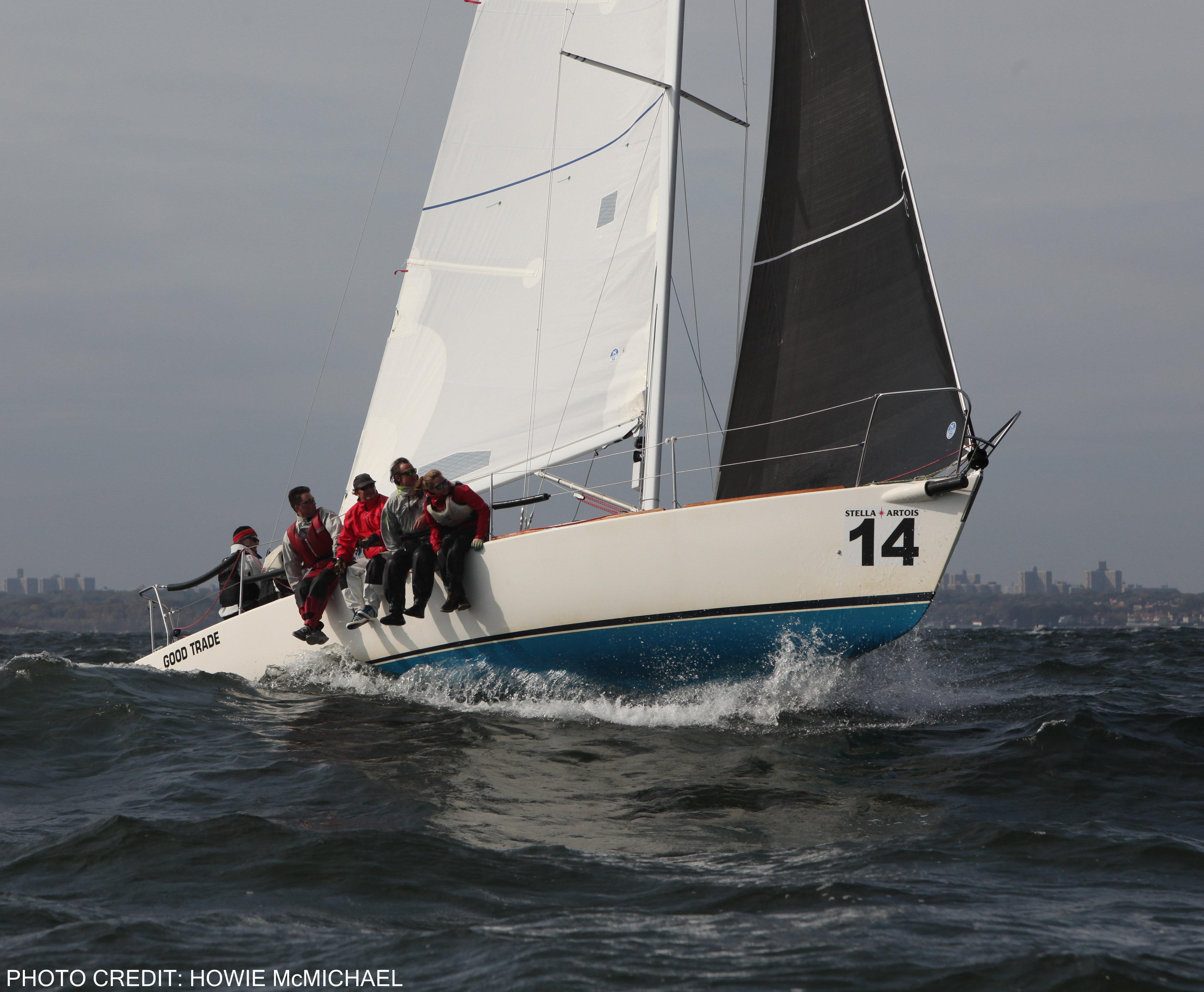 J/105 sailing NA's