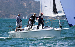 J?105 Sanity sailing Yachting Cup