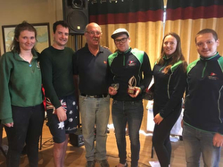 Irish Nationals- Under 25 winners