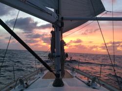 Sailing the ARC Atlantic rally