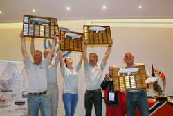 J/24 Worlds winners- Ian Southworth from England