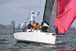 J/88 sailing J/Fest St Petersburg