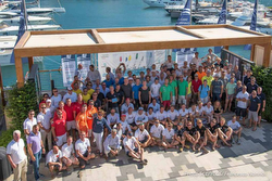 J/70 Sailing Champions League teams