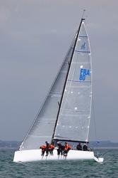J/111 MAJIC 2 Sailing the PALERMO-MONACO Race