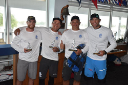 J/70 Russian Bogatyrs- winners