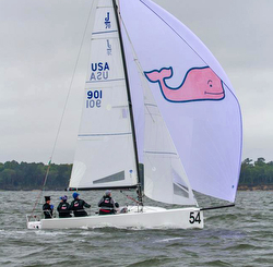 J/70 Vineyard Vines wins East Coast Champs