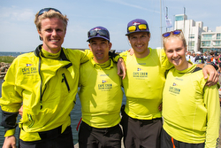 Cape Crow YC wins J/70 Sweden league