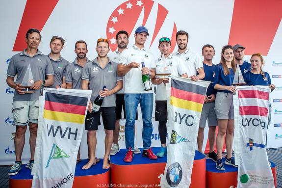 J/70 Russia winners