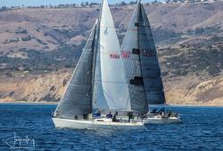 Islands Race off San Diego, CA