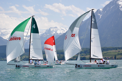 J70 Swiss Sailing League
