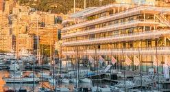 J/70s sailing off YC de Monaco